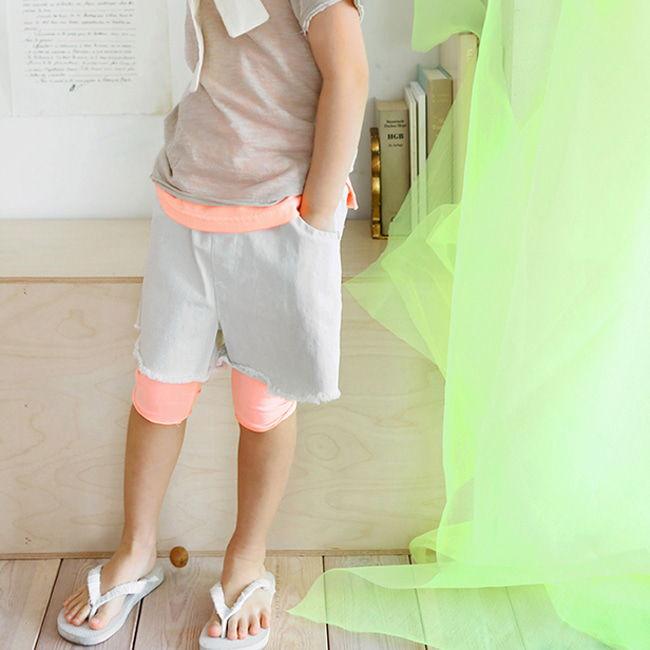 BIEN A BIEN - BRAND - Korean Children Fashion - #Kfashion4kids - Pigment Pants