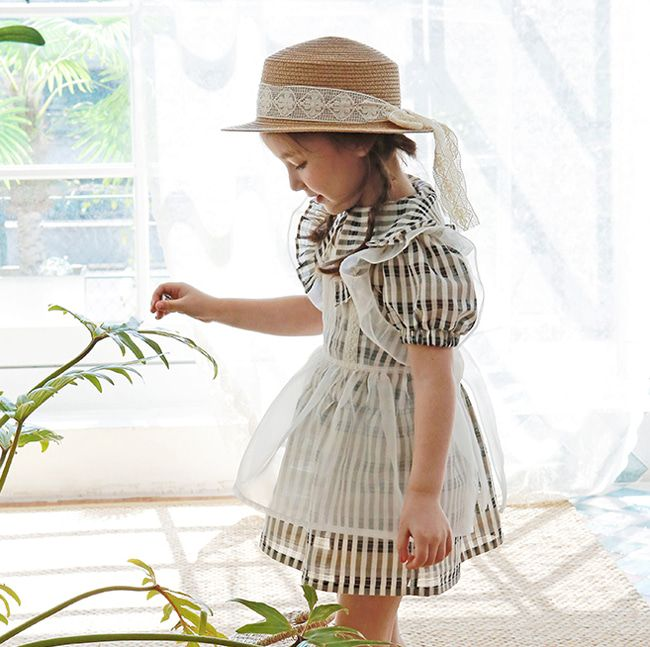 FLO - BRAND - Korean Children Fashion - #Kfashion4kids - Bonappetit Apron