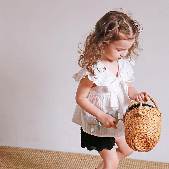 FLO - BRAND - Korean Children Fashion - #Kfashion4kids - Temis Blouse