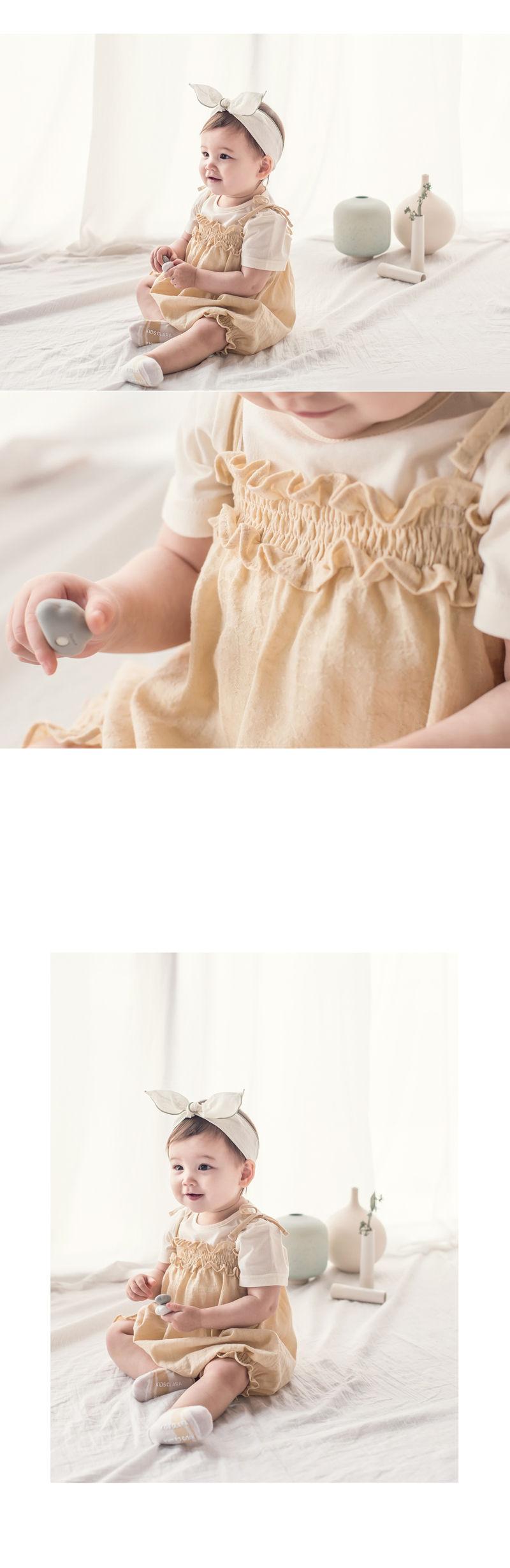 HAPPY PRINCE - Korean Children Fashion - #Kfashion4kids - Margaret Set - 2