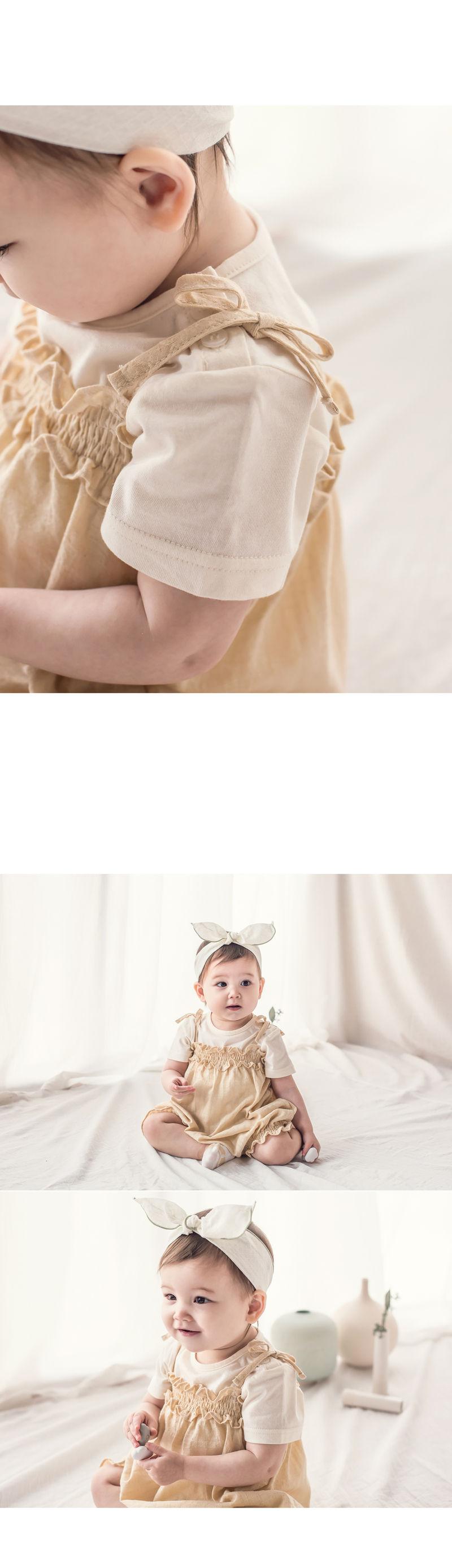 HAPPY PRINCE - Korean Children Fashion - #Kfashion4kids - Margaret Set - 3
