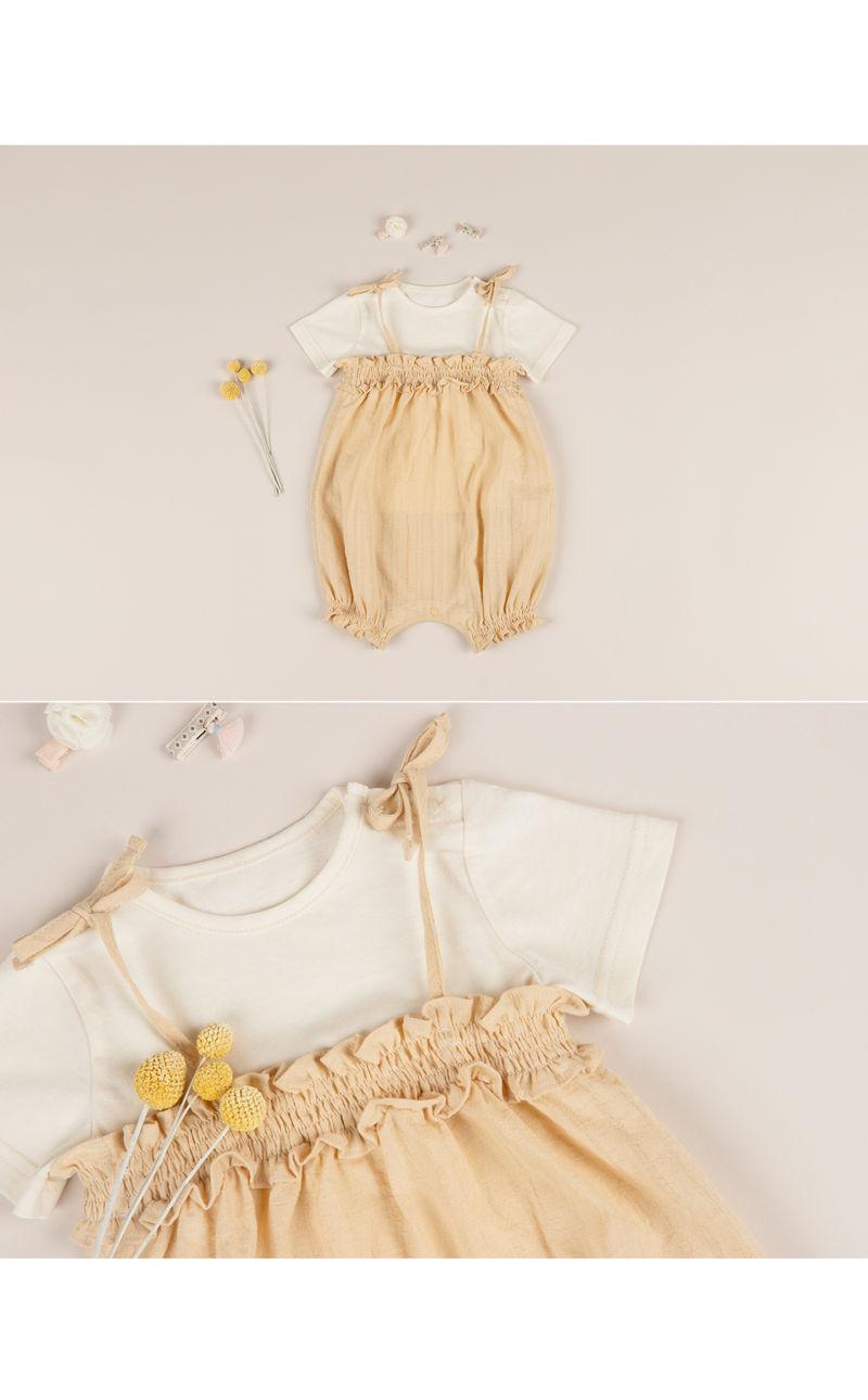 HAPPY PRINCE - Korean Children Fashion - #Kfashion4kids - Margaret Set - 4