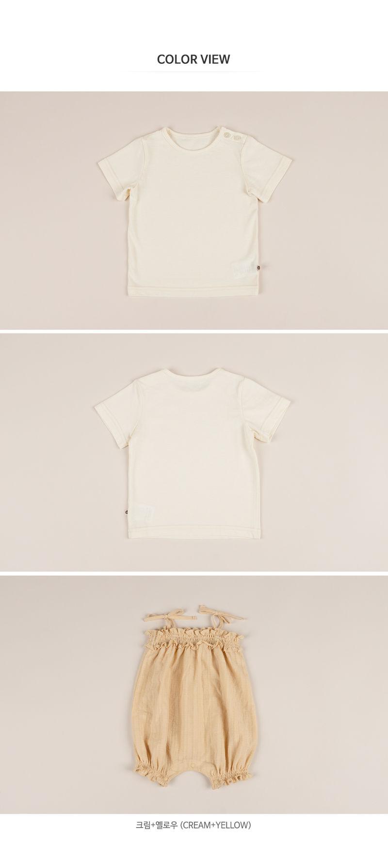 HAPPY PRINCE - Korean Children Fashion - #Kfashion4kids - Margaret Set - 7