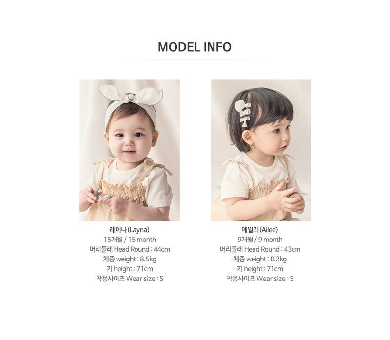HAPPY PRINCE - Korean Children Fashion - #Kfashion4kids - Margaret Set - 9
