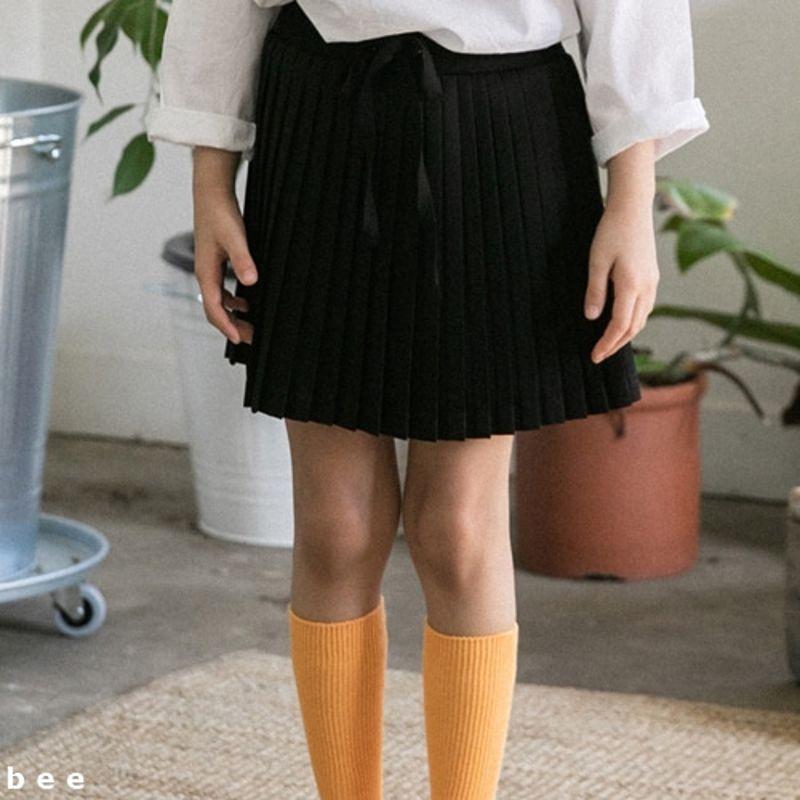HONEYBEE - BRAND - Korean Children Fashion - #Kfashion4kids - Pleats Skirt Pants