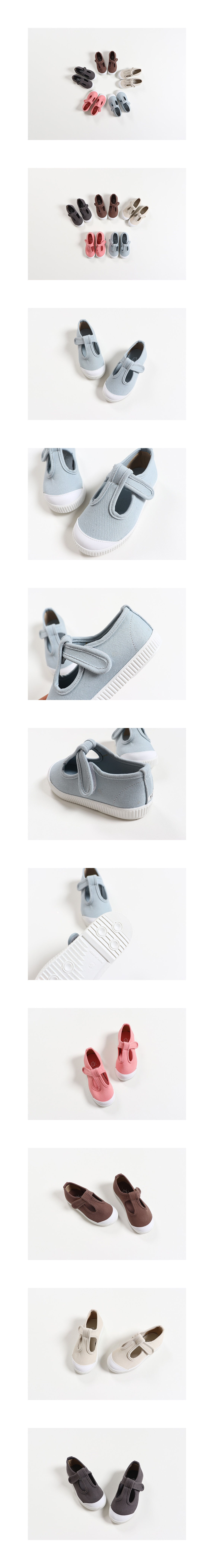 LA STELLA - Korean Children Fashion - #Kfashion4kids - T Mong Slip-on