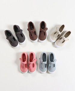 LA STELLA - BRAND - Korean Children Fashion - #Kfashion4kids - T Mong Slip-on