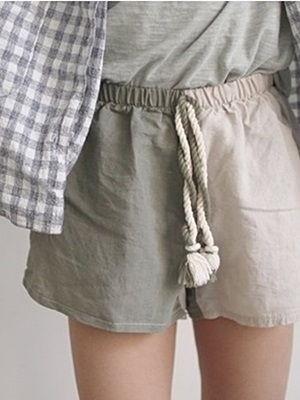 OPENING & - BRAND - Korean Children Fashion - #Kfashion4kids - Half Half Pants
