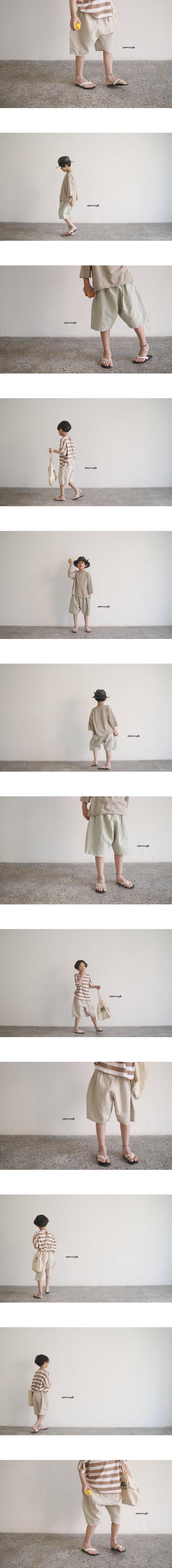 OPENING & - Korean Children Fashion - #Kfashion4kids - Dream Natural Pants