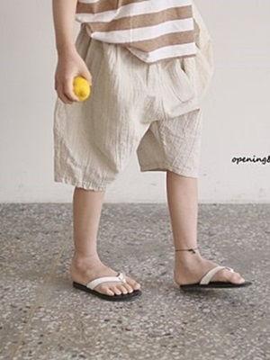 OPENING & - BRAND - Korean Children Fashion - #Kfashion4kids - Dream Natural Pants