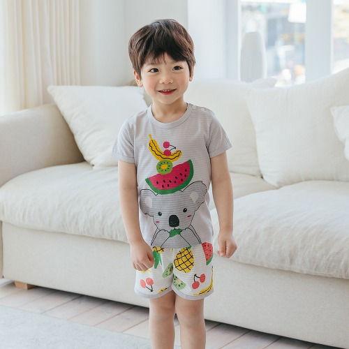 PUCO - BRAND - Korean Children Fashion - #Kfashion4kids - Yummy Koala Easywear