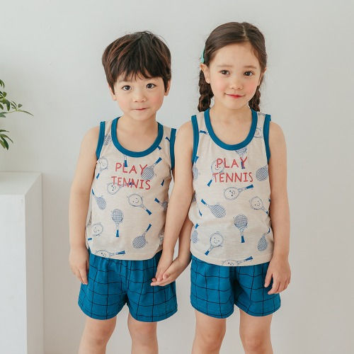 PUCO - BRAND - Korean Children Fashion - #Kfashion4kids - Tennis Easywear