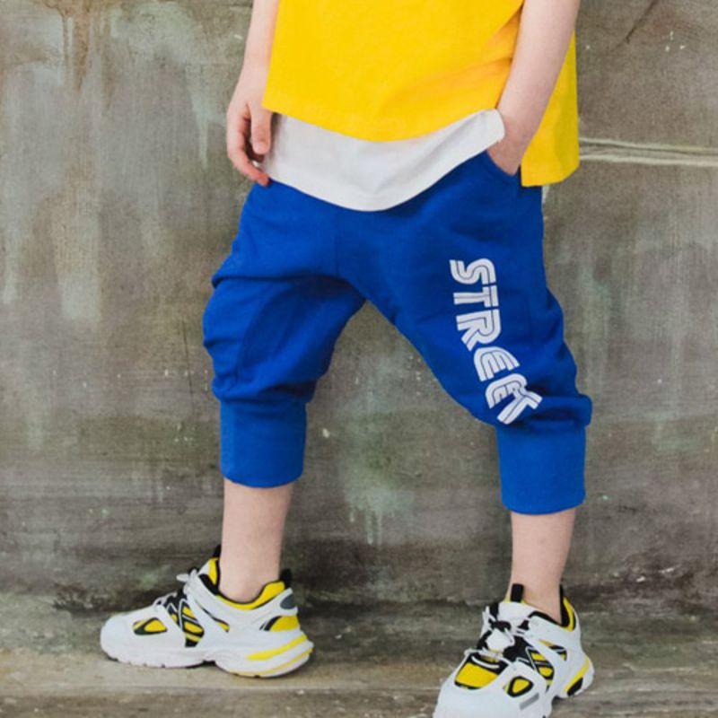 RAKU - BRAND - Korean Children Fashion - #Kfashion4kids - Street Pants
