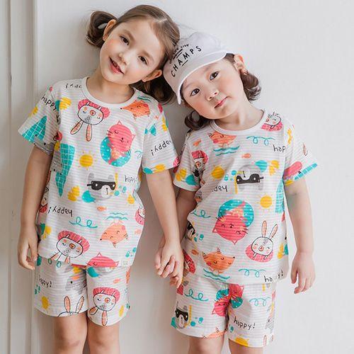 TTASOM - BRAND - Korean Children Fashion - #Kfashion4kids - Waterpark Easywear
