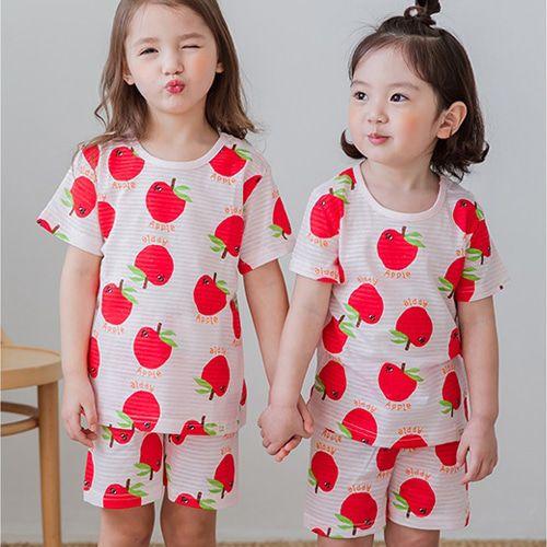 TTASOM - BRAND - Korean Children Fashion - #Kfashion4kids - Apple Easywear