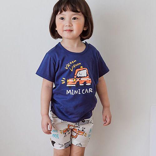 TTASOM - BRAND - Korean Children Fashion - #Kfashion4kids - Mini Car Easywear
