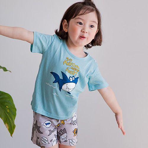 TTASOM - BRAND - Korean Children Fashion - #Kfashion4kids - Shark Easywear
