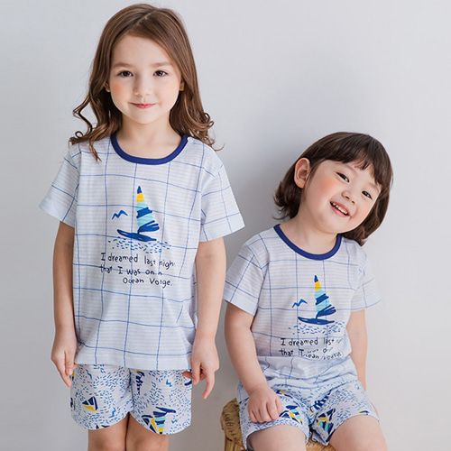 TTASOM - BRAND - Korean Children Fashion - #Kfashion4kids - Boat Easywear