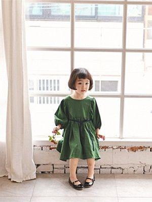 WANDOOKONG - BRAND - Korean Children Fashion - #Kfashion4kids - Moana Dress