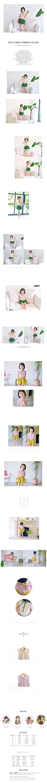 WANDOOKONG - Korean Children Fashion - #Kfashion4kids - Mina Check Sleeveless Top