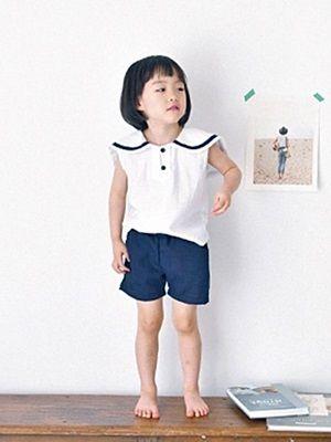 WANDOOKONG - BRAND - Korean Children Fashion - #Kfashion4kids - Sona Short Pants