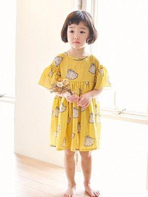 WANDOOKONG - BRAND - Korean Children Fashion - #Kfashion4kids - Alloha Dress