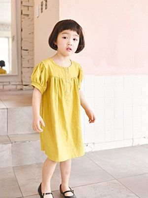 WANDOOKONG - BRAND - Korean Children Fashion - #Kfashion4kids - Anju Dress