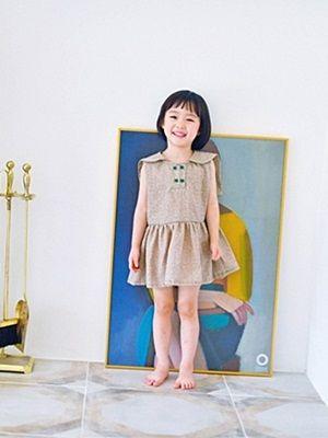 WANDOOKONG - BRAND - Korean Children Fashion - #Kfashion4kids - Otto Dress