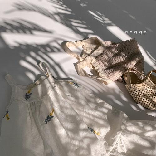 ANGGO - Korean Children Fashion - #Kfashion4kids - Papaya One-piece - 11