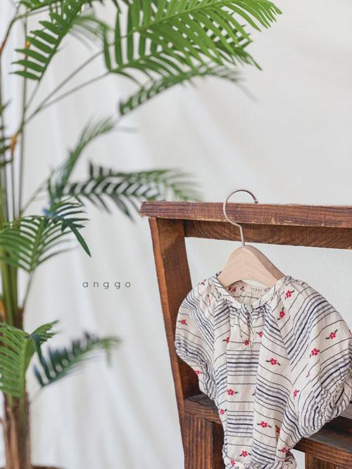 ANGGO - Korean Children Fashion - #Kfashion4kids - Blossom Bonnet - 7