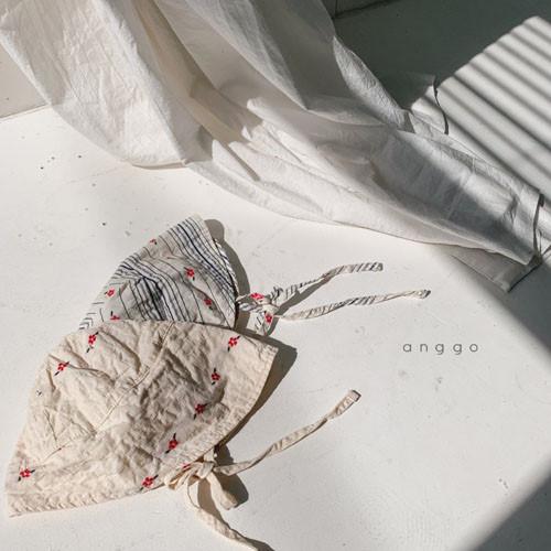 ANGGO - BRAND - Korean Children Fashion - #Kfashion4kids - Blossom Bonnet