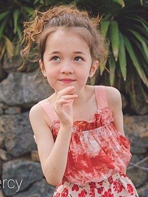 BERCY - BRAND - Korean Children Fashion - #Kfashion4kids - Rainboe Sleeveless Top