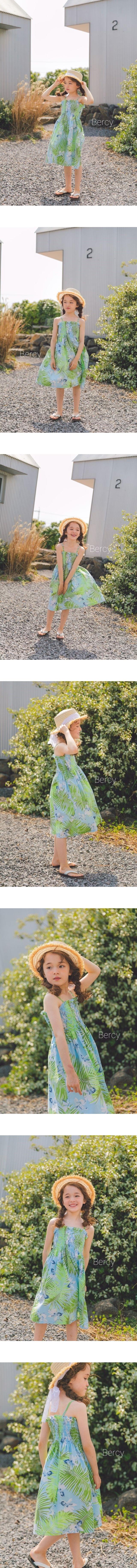 BERCY - Korean Children Fashion - #Kfashion4kids - Smock Dress