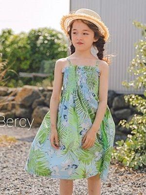 BERCY - BRAND - Korean Children Fashion - #Kfashion4kids - Smock Dress