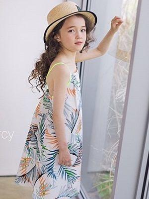 BERCY - BRAND - Korean Children Fashion - #Kfashion4kids - Point One-piece