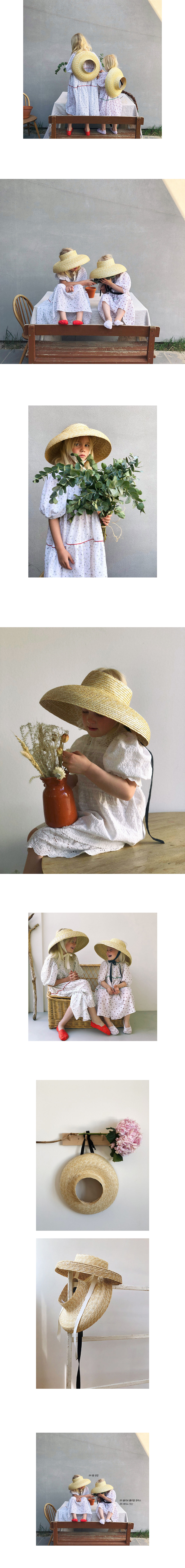 BIEN A BIEN - Korean Children Fashion - #Kfashion4kids - Bell Sun Cap - 2