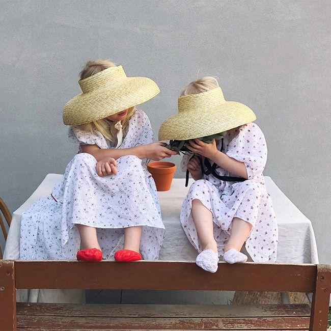 BIEN A BIEN - BRAND - Korean Children Fashion - #Kfashion4kids - Bell Sun Cap