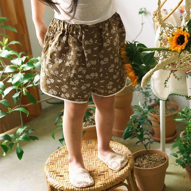 BIEN A BIEN - BRAND - Korean Children Fashion - #Kfashion4kids - Komo Short Pants