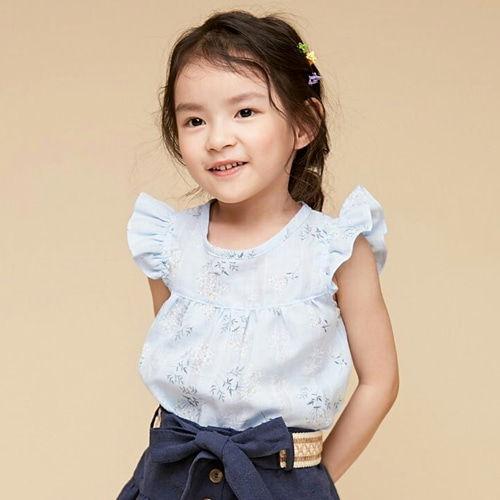 COCO BANG - BRAND - Korean Children Fashion - #Kfashion4kids - Irin Blouse
