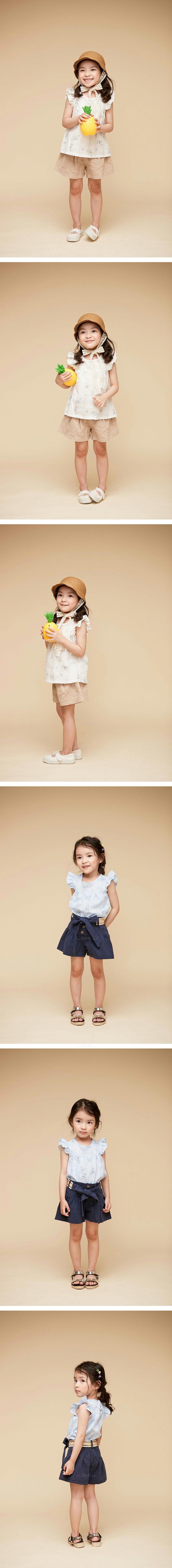 COCO BANG - Korean Children Fashion - #Kfashion4kids - Skirt Pants