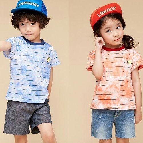 COCO BANG - BRAND - Korean Children Fashion - #Kfashion4kids - Pigment Tee