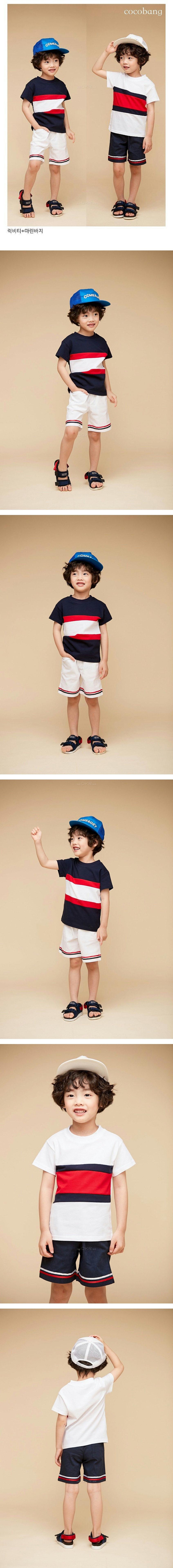 COCO BANG - Korean Children Fashion - #Kfashion4kids - Ruby Tee
