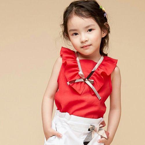 COCO BANG - BRAND - Korean Children Fashion - #Kfashion4kids - Rain Blouse