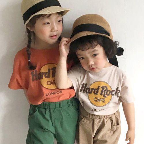CONCOCTER - BRAND - Korean Children Fashion - #Kfashion4kids - Butterfly Hardrock Tee