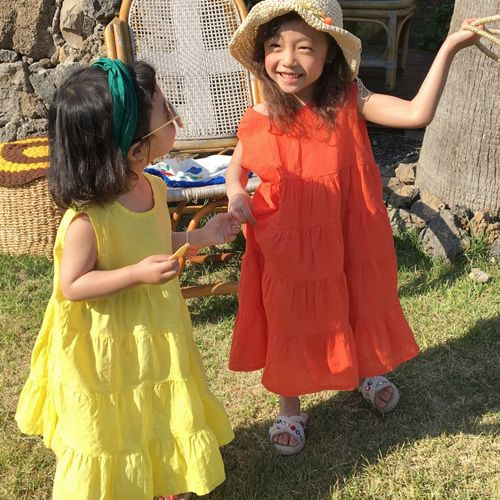 CONCOCTER - BRAND - Korean Children Fashion - #Kfashion4kids - Hula Cancan Dress
