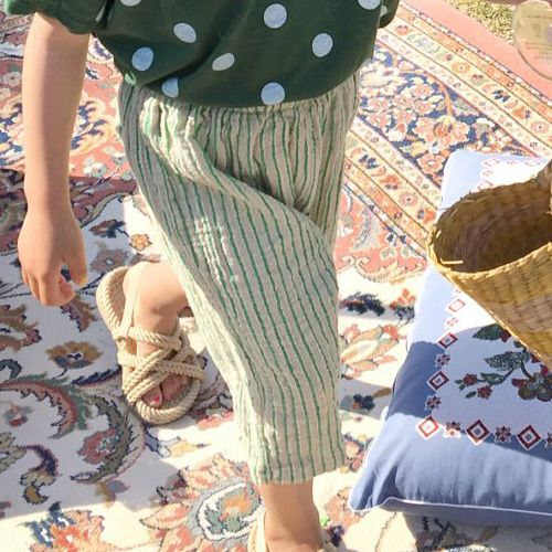 CONCOCTER - BRAND - Korean Children Fashion - #Kfashion4kids - Hawaiian Midi Pants