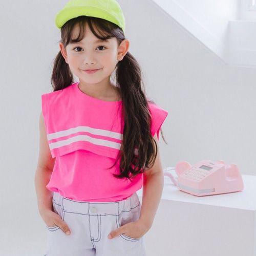 DORE DORE - BRAND - Korean Children Fashion - #Kfashion4kids - Marin Sleeveless Top