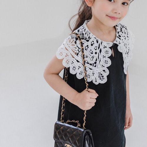 DORE DORE - BRAND - Korean Children Fashion - #Kfashion4kids - Bagle Dress