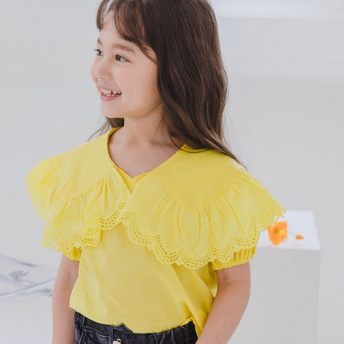 DORE DORE - BRAND - Korean Children Fashion - #Kfashion4kids - Billy Blouse