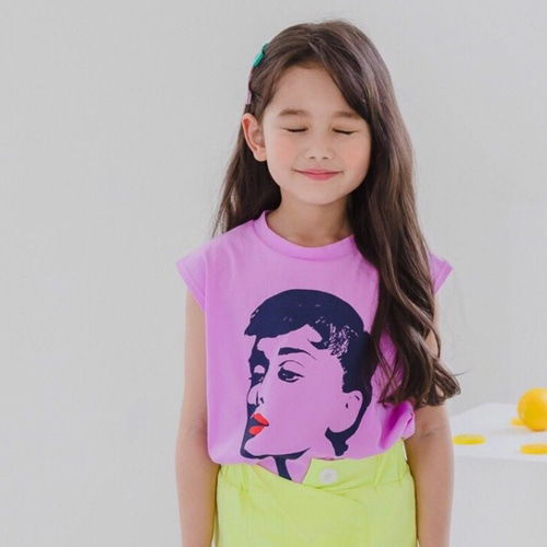 DORE DORE - BRAND - Korean Children Fashion - #Kfashion4kids - Audrey Tee